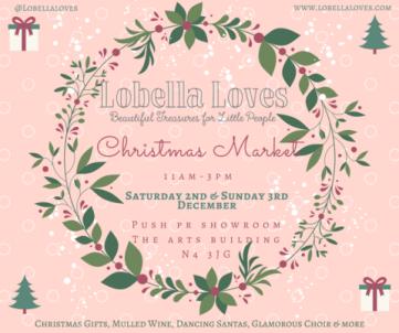 Lobella Loves Christmas Market