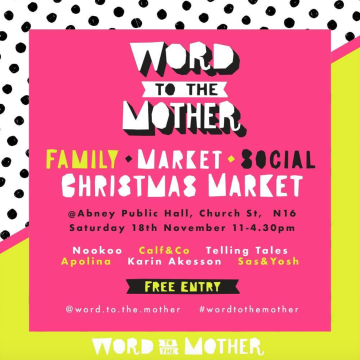 word to the mother chirstmas market